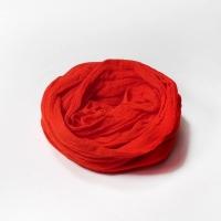 Капрон для кукол и цветов 60-100 см красный