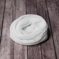 Капрон для кукол и цветов 60-100см белый