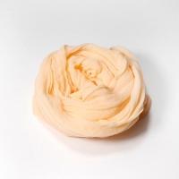 Капрон для кукол и цветов 60-100см персиковый