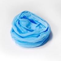 Капрон для кукол и цветов 60-100 см (голубой)