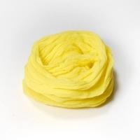 Капрон для кукол и цветов 60-100 см (жёлтый)