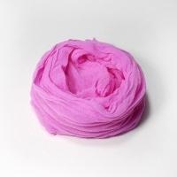 Капрон для кукол и цветов 60-100 см (розово-сиреневый)