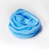 Капрон для кукол и цветов 60-100 см голубой