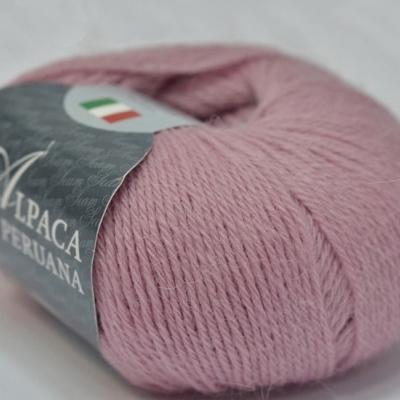 Пряжа Сеам Альпака перуана (Пряжа Сеам Альпака перуана, цвет 3720 розовый)