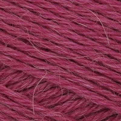 Пряжа Сеам Альпака перуана (Пряжа Сеам Альпака перуана, цвет 3730 розовая сирень)