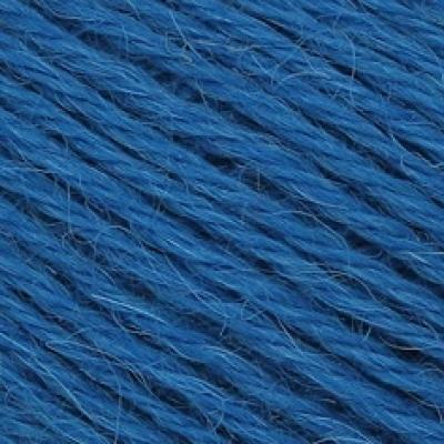 Пряжа Сеам Альпака перуана (Пряжа Сеам Альпака перуана, цвет 6480 ярко-синий)
