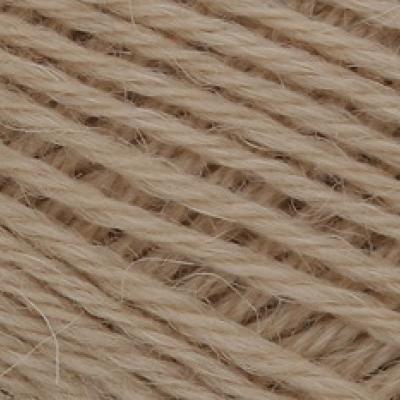 Пряжа Сеам Альпака перуана (Пряжа Сеам Альпака перуана, цвет 604 тёплый насыщенный бежевый)