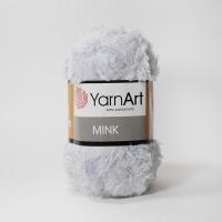 Пряжа YarnArt Mink (334 св.серый)