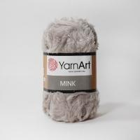 Пряжа YarnArt Mink (337 св.серый)