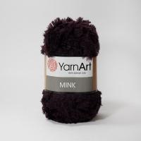 Пряжа YarnArt Mink (342 свекольный)