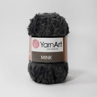 Пряжа YarnArt Mink (343 зеленый)