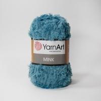 Пряжа YarnArt Mink (349 синие сумерки)
