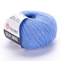 Пряжа YarnArt Silky Wool