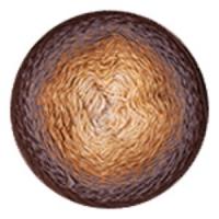 Пряжа YarnArt Flowers (284 коричневый/песочный/кремовый)