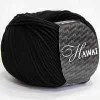 Пряжа Сеам Гаваи (Пряжа Сеам Гаваи, цвет 1202 чёрный)