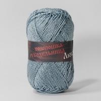 Пряжа Люкс Хозяюшка-рукодельница (19 голубой)