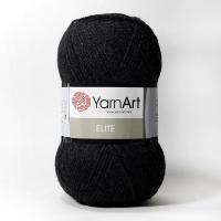 Пряжа YarnArt Elite (241 т. маренго)