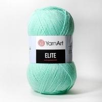 Пряжа YarnArt Elite (841 мятный)