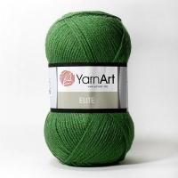 Пряжа YarnArt Elite (248 зеленый)