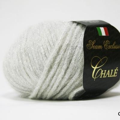 Пряжа Сеам Шале (Пряжа Сеам Шале, цвет 308 серебристо-серый)