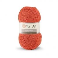 Пряжа YarnArt Cotton Soft