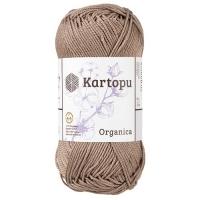 Пряжа Картопу Органика (888 натуральный)