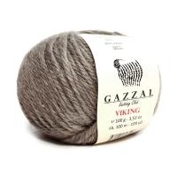 Пряжа Gazzal Viking (4004 норка)