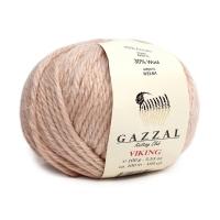 Пряжа Gazzal Viking (4003 розово-бежевый)
