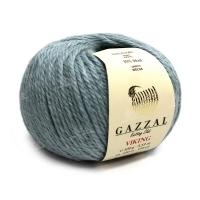 Пряжа Gazzal Viking (4007 бледно-голубой)