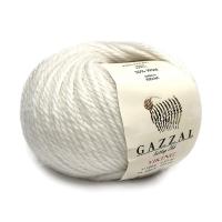 Пряжа Gazzal Viking (4001 молочный)