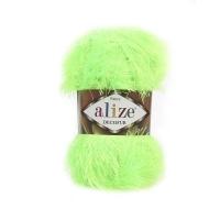 Пряжа Ализе Декофур (551 зеленый неон)