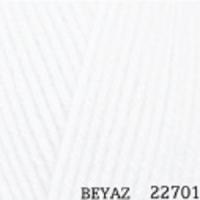 Пряжа Himalaya Hayal Lux Wool (227-01 белый)