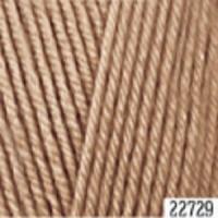 Пряжа Himalaya Hayal Lux Wool (227-29 молочно-коричневый)