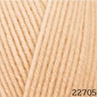 Пряжа Himalaya Hayal Lux Wool (227-05 крем-брюле)