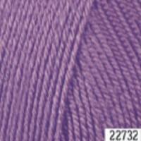Пряжа Himalaya Hayal Lux Wool (227-32 сиреневый)