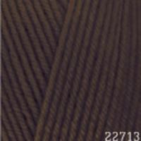 Пряжа Himalaya Hayal Lux Wool (227-13 шоколадный)