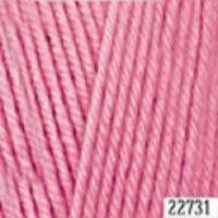 Пряжа Himalaya Hayal Lux Wool (227-31 розовый)