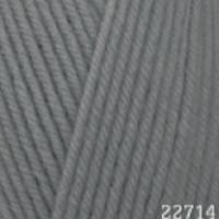 Пряжа Himalaya Hayal Lux Wool (227-14 серый)