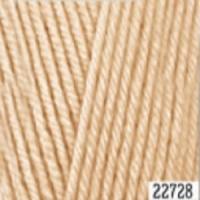 Пряжа Himalaya Hayal Lux Wool (227-28 пшеничный)