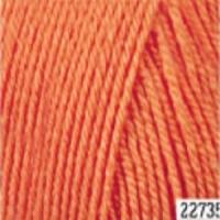 Пряжа Himalaya Hayal Lux Wool (227-35 оранжевый)