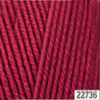 Пряжа Himalaya Hayal Lux Wool (227-36 св. вишня)