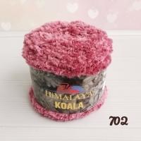 Пряжа Himalaya Koala (75702 тёмно-розовый)
