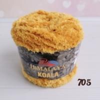 Пряжа Himalaya Koala (75705 горчичный)
