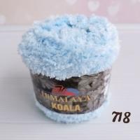Пряжа Himalaya Koala (75718 нежно-голубой)