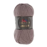 Пряжа Himalaya Lana Lux (74812 норка)