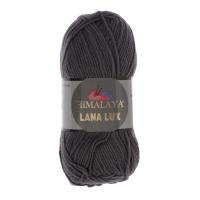 Пряжа Himalaya Lana Lux (74815 серый)