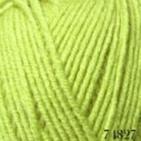 Пряжа Himalaya Lana Lux (74827 фисташковый)