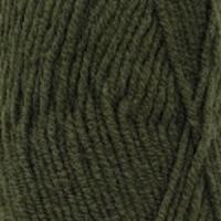 Пряжа Himalaya Lana Lux (74830 тёмно-оливковый)