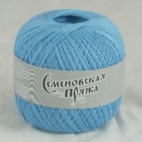 Пряжа Семеновская Крок макс (30955 гиацинт)