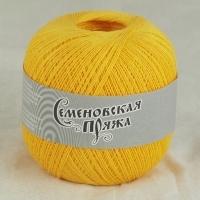 Пряжа Семеновская Крок макс (31663 дыня)
